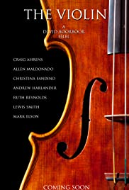 The Violin Poster
