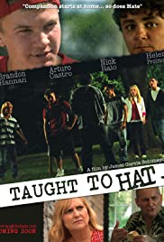 Taught to Hate Poster