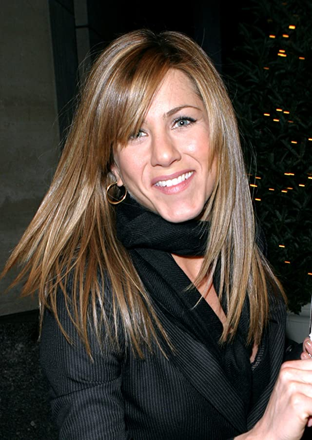 Jennifer aniston hair friends season 1