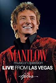 Manilow: Music and Passion Poster