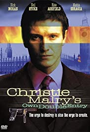Christie Malry's Own Double-Entry Poster