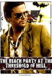 The Beach Party at the Threshold of Hell Poster