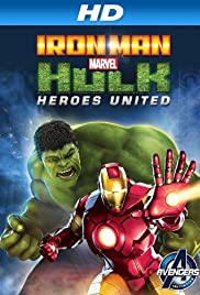 Iron Man & Hulk: Heroes United(2013) Poster - Movie Forum, Cast, Reviews