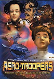 Aero-Troopers: The Nemeclous Crusade Poster