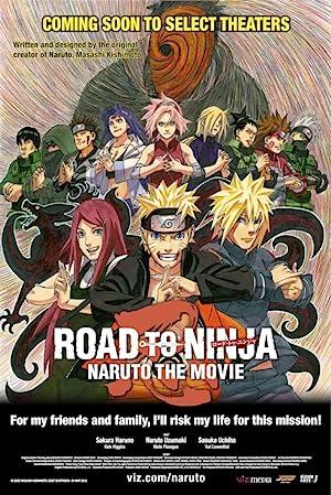 Naruto Shippuden 6: O Caminho Ninja