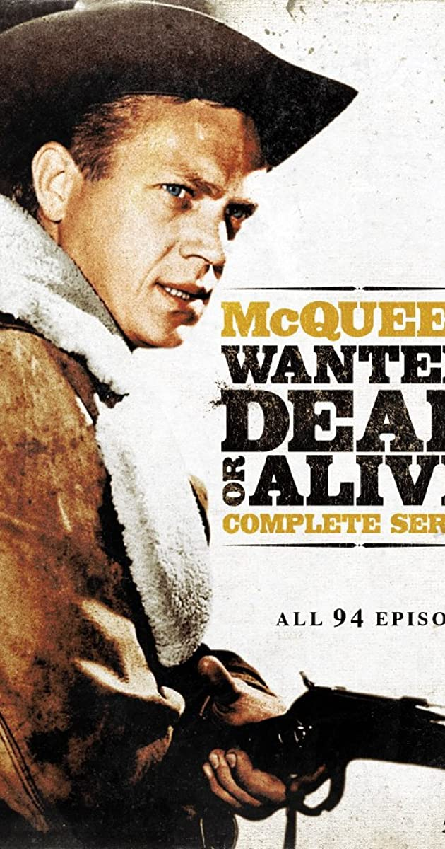 Wanted Dead Or Alive Tv Series 1958 1961 Imdb