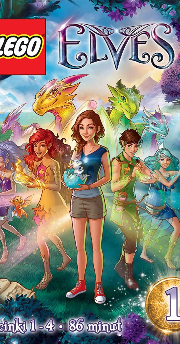 Lego Elves (TV Series 2015– ) - Full Cast & Crew - IMDb