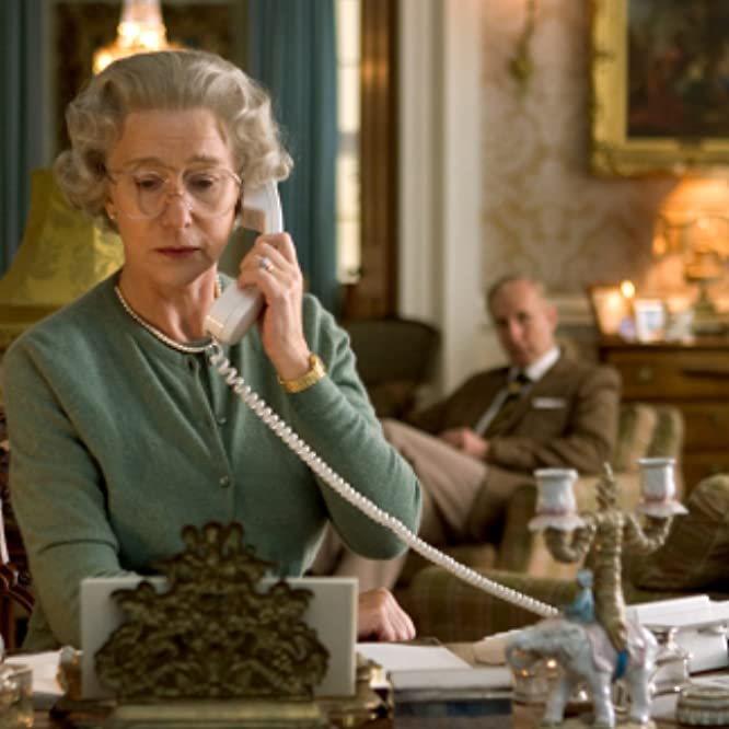 James Cromwell and Helen Mirren in The Queen (2006)
