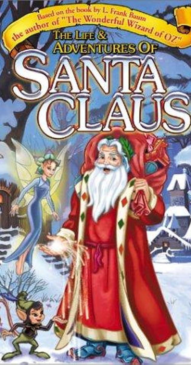 The Life Amp Adventures Of Santa Claus Video 2000 Imdb