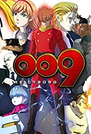 009 Re:Cyborg Poster