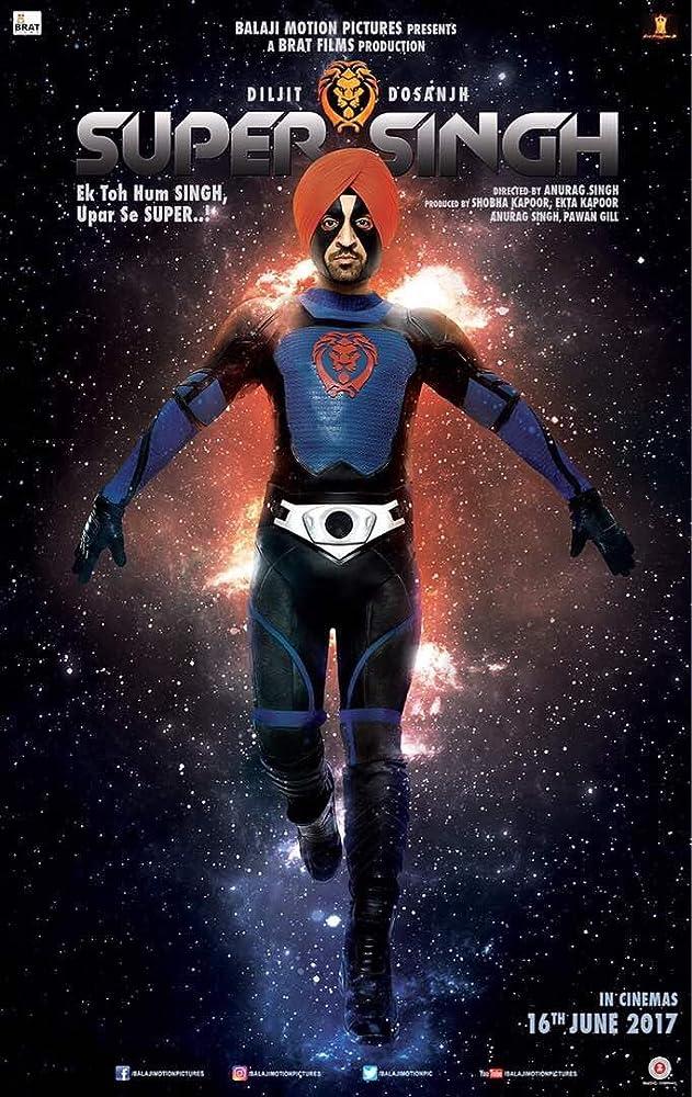 Super Singh (2017) Punjabi Movie