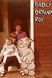 Badly Drawn Roy Poster
