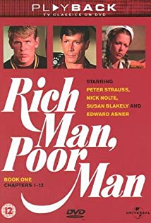 rich man poor man tv mini series 1976 imdb. Black Bedroom Furniture Sets. Home Design Ideas