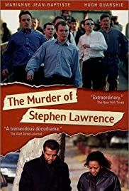 The Murder of Stephen Lawrence Poster
