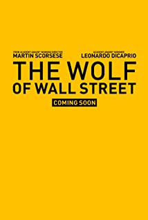 The Wolf of Wall Street (2013) Poster, IMDB