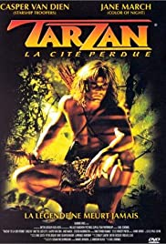 Tarzan and the Lost City Poster