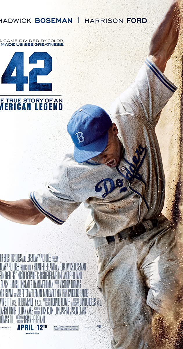 An analysis of the movie jackie robinson story