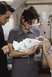 The One with the Birth Poster