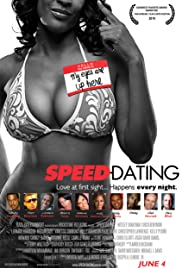 speed dating movie poster girl hostage