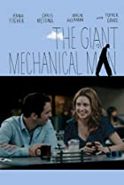 The Giant Mechanical Man (2012) Poster