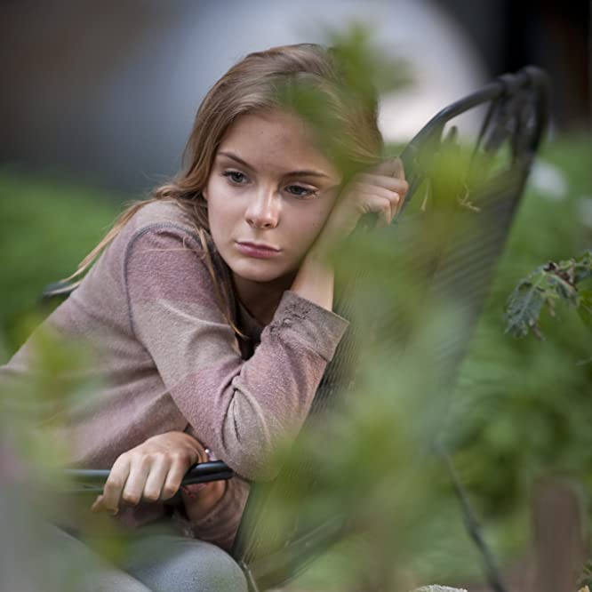 Brighton Sharbino in The Walking Dead (2010)