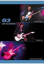G3 Live in Denver(2004) Poster - Movie Forum, Cast, Reviews