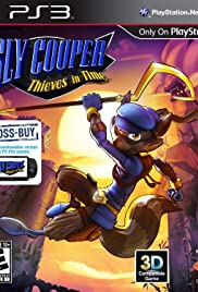 Sly Cooper: Thieves in Time Poster