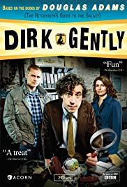 Dirk Gently Poster