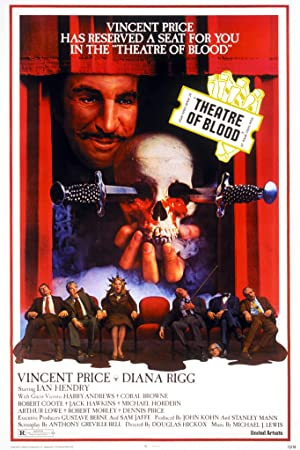 Theater of Blood poster
