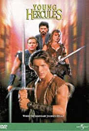Young Hercules Poster