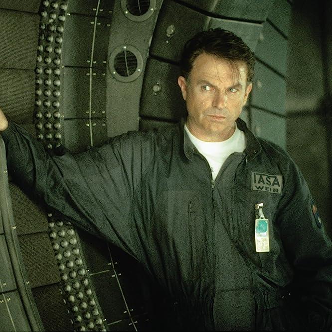 Sam Neill in Event Horizon (1997)