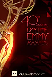 The 40th Annual Daytime Emmy Awards Poster