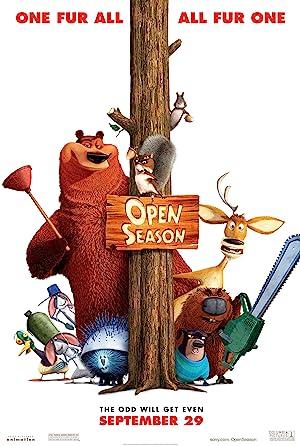 Open Season poster