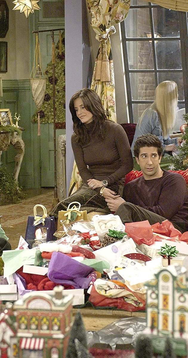 friends the one with christmas in tulsa tv episode 2002 imdb. Black Bedroom Furniture Sets. Home Design Ideas