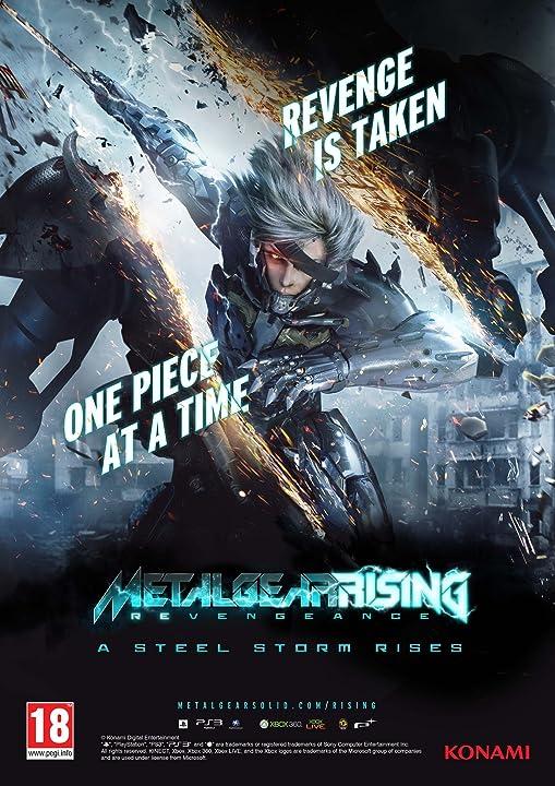 [Multi] Metal Gear Rising Revengeance [RELOADED] [Pc]