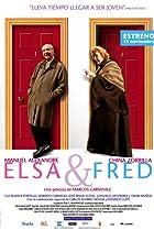 Elsa y Fred (2005) Poster