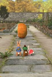 The Tale of the Giant Pumpkin/The Tale of the Fierce Bad Rabbit Poster