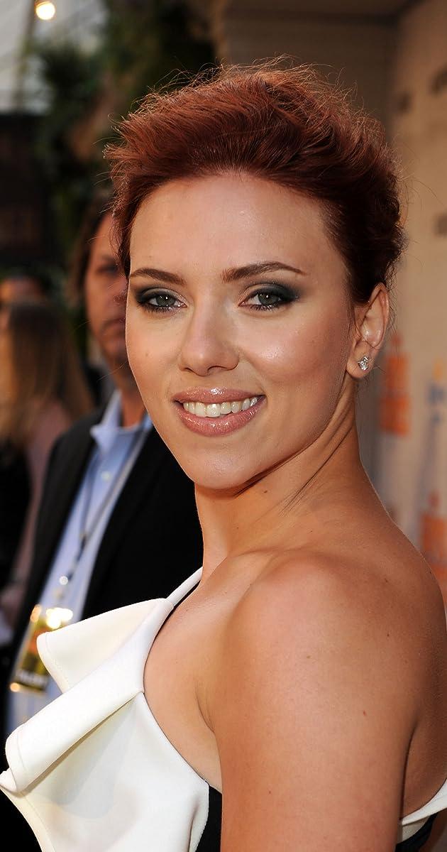Scarlett Johansson Imdb