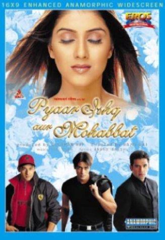Pyaar Ishq Aur Mohabbat (2001) Bollywood Movie