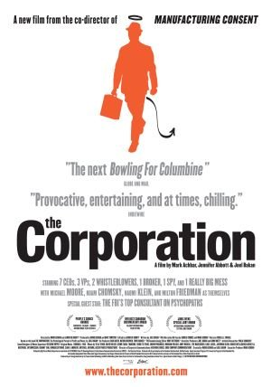The Corporation poster