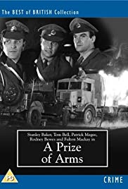 A Prize of Arms (1962) Poster - Movie Forum, Cast, Reviews