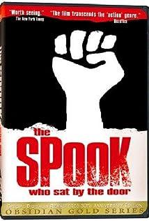 Spook by the door book