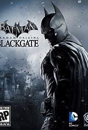 Batman: Arkham Origins - Blackgate(2013) Poster - Movie Forum, Cast, Reviews