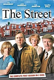The Street Poster