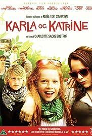 Karla og Katrine Poster