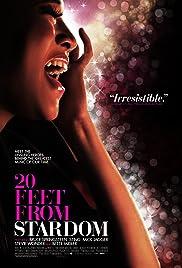 Twenty Feet from Stardom Poster