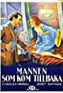 The Man Who Came Back (1931) Poster