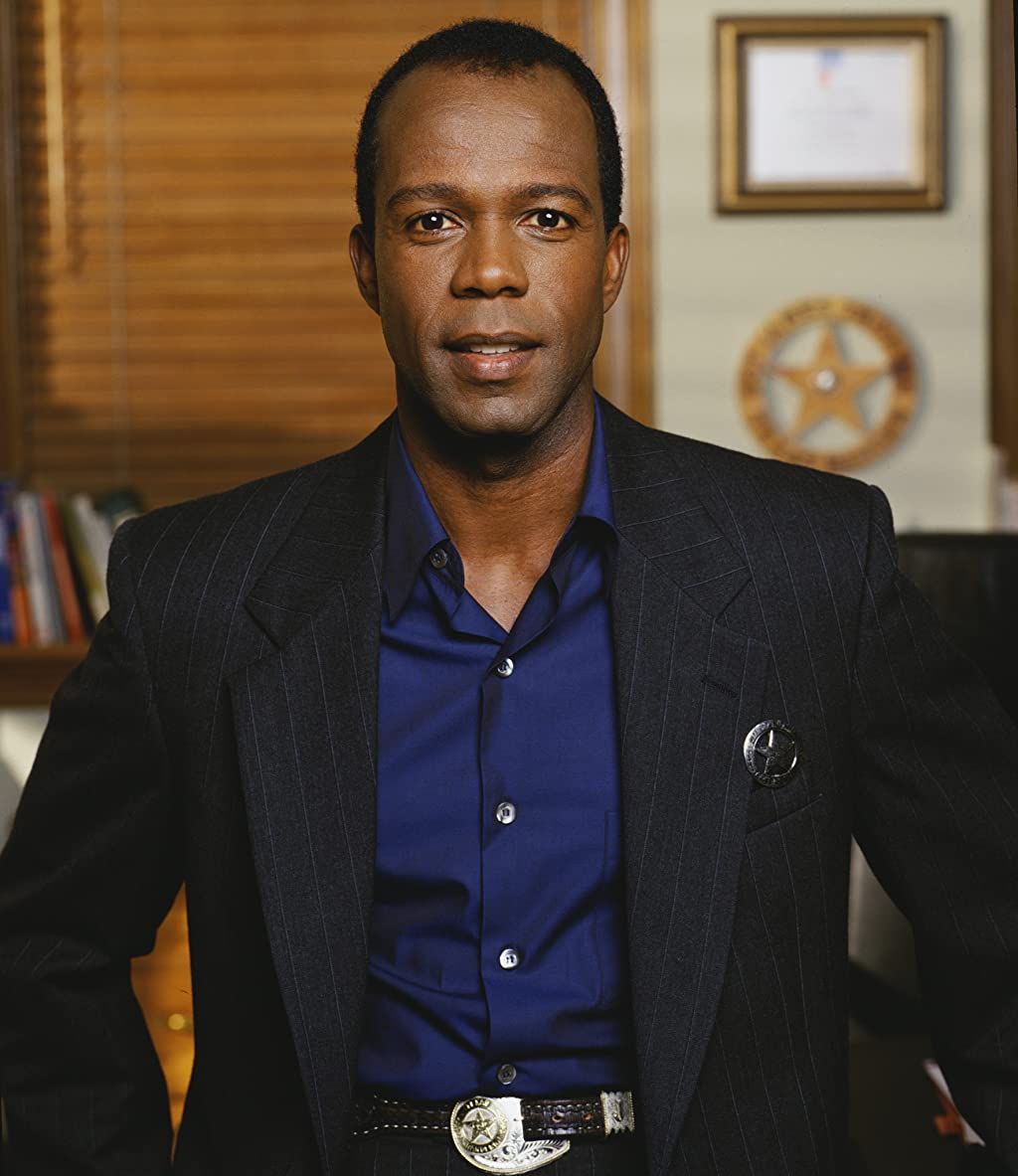 The American actor/college professor/author Clarence Gilyard