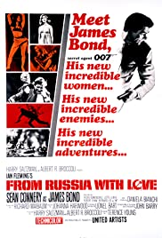 From Russia with Love (1963) Hindi Dubbed [BRRip]