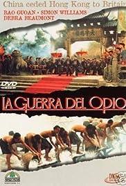 The Opium War Poster